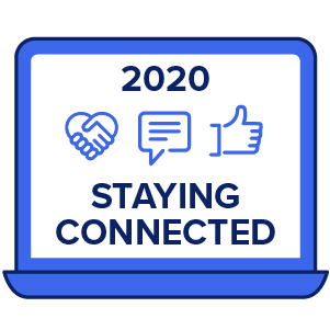 Staying Connected in 2020